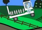 العاب سيارة نقل الحليب