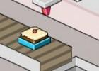 لعبة مصنع الكيك الالي