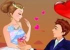 لعبة تلبيس العرس وقت الغروب