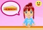 لعبة طبخ سندوتشات البنات