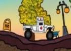 العاب سيارة الاسعاف