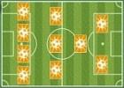 لعبة ذاكرة كرة القدم