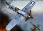لعبة حرب الطائرة النارية