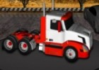 العاب سباق الشاحنة الامريكية