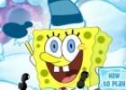العاب سبونج بوب مع الثلج