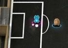 لعبة كرة قدم اثنبن