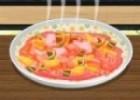 العاب طبخ حساء الدجاج مع الفلفل