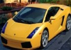 العاب السيارة الصفراء