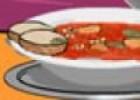 العاب طبخ حساء صلصة الطماطم للبنات