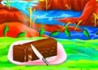 لعبة طبخ خبز الشوكولاتة
