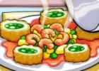 لعبة طبخ السوشي