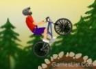 لعبة دراجات هوائية حلوة