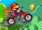 العاب دراجة سوبر ماريو النارية