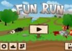 العاب fun run فلاش