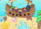 لعبة حرب القراصنة الاسطورية