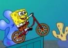 العاب دراجات مهارات سبونج بوب