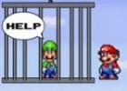 العاب مغامرات ماريو لانقاذ لويجي