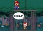 العاب مغامرات ماريو لانقاذ تود