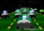 لعبة سباق الدراجات النارية الفضائية