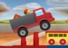 لعبة شاحنة نقل الالعاب