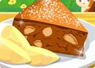 العاب طبخ فطيرة التفاح والجوز