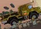 العاب شاحنة نقل ذخيرة الجيش