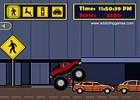 لعبة سيارات المدينة الجديدة