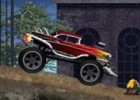 لعبة سيارات قتال الزومبي