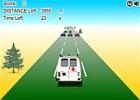 لعبة سيارة الاسعاف السريعة القاتلة