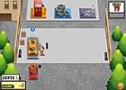 لعبة محل تصليح السيارات