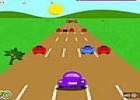 لعبة مطاردات سيارات خطيرة جدا