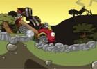 لعبة شاحنة الزومبي