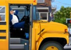 لعبة سائق اتوبيس المدرسة