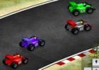 لعبة سباقات سيارات رالي