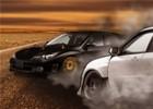 لعبة سباق تفحيط السيارات