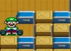 لعبة سوبر ماريو ومعركة القنابل المتفجرة