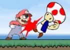 لعبة سوبر ماريو القتال