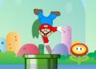 لعبة سوبر ماريو القفز