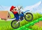 لعبة سوبر ماريو دراجات نارية