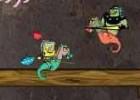 لعبة سبونج بوب الفارس المحارب