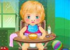 لعبة رعاية وتربية الاطفال