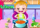 لعبة تعليم الطبخ للاطفال