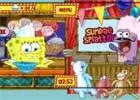 لعبة الاسفنجة الصفراء سبونج بوب
