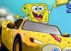 لعبة سبونج بوب سيارات اطفال