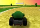 لعبة سيارات مراحل الصمود