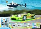 لعبة سباق السيارات المعدلة