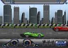 لعبة سيارات لفلفه في الشوارع