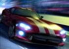 لعبة سباق سيارات منتصف الليل