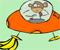 لعبة القرد والمركبة الفضائية