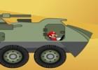 لعبة دبابة ماريو الحربية